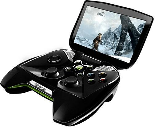 Consola portátil NVIDIA Shield llegara al mercado por 349 dólares