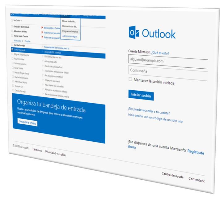 Microsoft termina la migración de las cuentas de Hotmail a Outlook