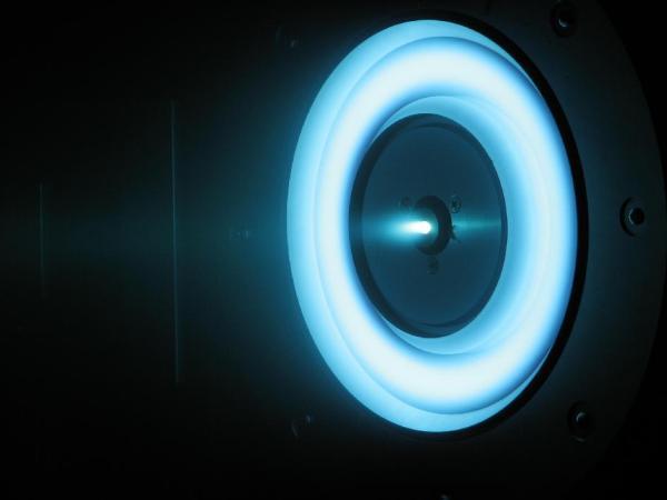 La NASA ya tiene un modelo de Propulsión Ionica de Xenón para el programa Asteroid