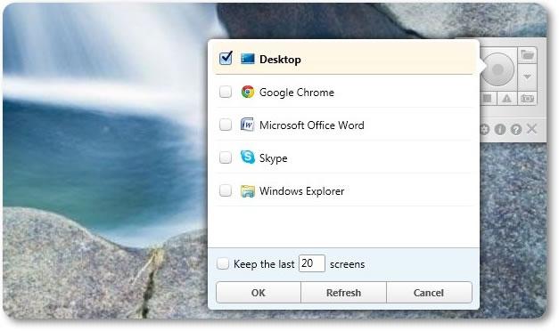 Captura todo lo que sucede en la pantalla de tu ordenador con qTrace