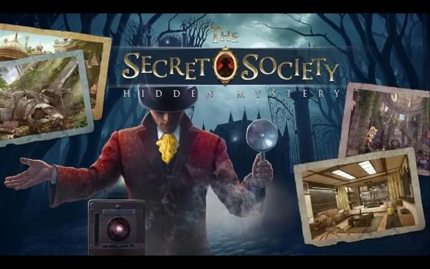 The Secret Society, un juego de intrigas y misterios para iOS
