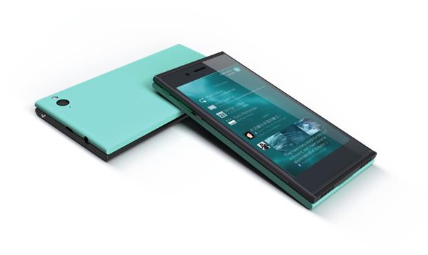 Jolla, primer smartphone con el sistema operativo Sailfish que puede ejecutar apps de Android