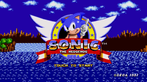 Sonic The Hedgehog, el erizo azul más famoso llega a Android