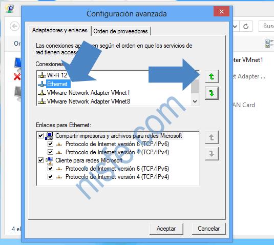 Cómo configurar a Windows para que utilice una conexión por cable en lugar de Wi-Fi