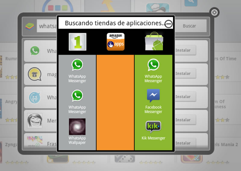 Instalar WhatsApp en Windows