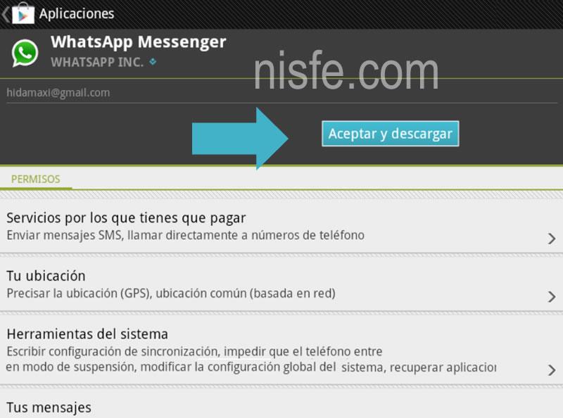Instalar WhatsApp en el ordenador