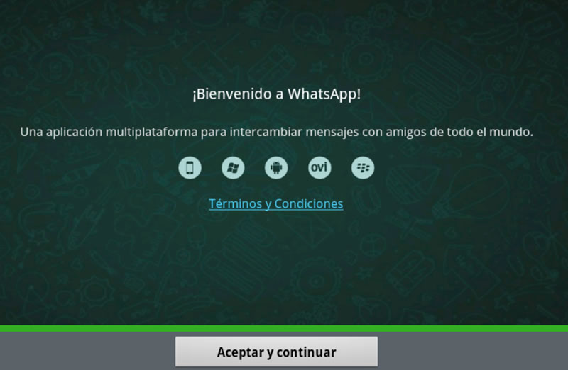 Como instalar WhatsApp en Windows