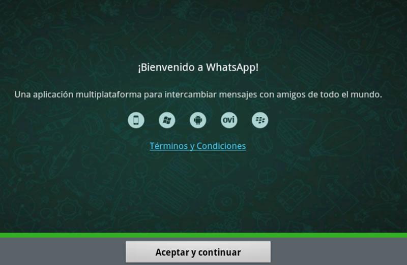 Como instalar WhatsApp en Windows