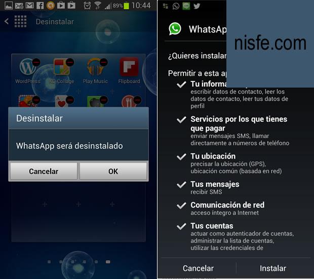 Como recuperar los chats y mensajes eliminados de WhatsApp en Android