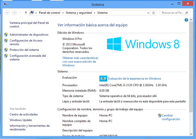 Entonces ¿Qué tipo de ordenador debo comprar: 32 o 64 bits?