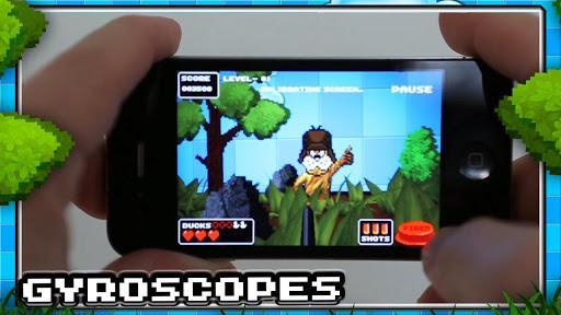 Duck Retro Hunt para Android, el clásico juego de disparar patos