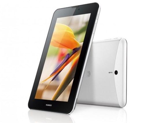 Tablet MediaPad Vogue 7 de Huawei con soporte para llamadas