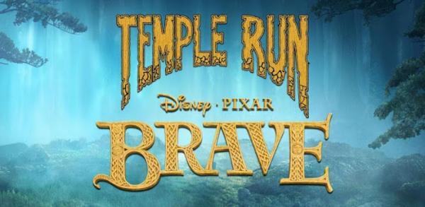 Temple Run Brave para Windows Phone 8