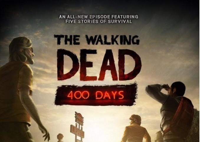 The Walking Dead 400 Days para consolas, iOS y PC