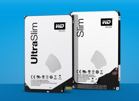 Western Digital lanza disco duro de 7 mm con  1 TeraByte de almacenamiento