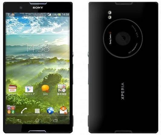 Xperia i1 Honami, el híbrido entre una cámara y un smartphone de Sony