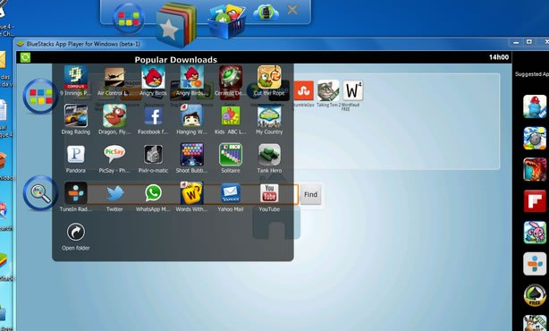 BlueStacks App Player, ejecuta aplicaciones Android en tu PC