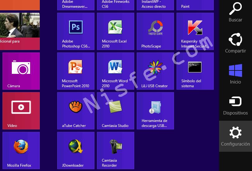 Como desactivar la sincronización de Windows 8 con tu cuenta de Microsoft