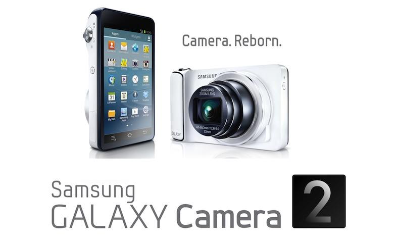 Galaxy Camera 2 con Android 4.2.2 y 20.2 megapíxeles será anunciada en la Premiere 2013