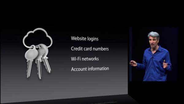 iCloud Keychan, el gestor de contraseñas de Apple para que guardes tus datos