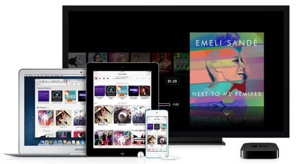 Apple lanza iTunes Radio, servicio de streaming de música gratuito