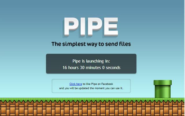 Pipe, la app de Facebook para transferir archivos a tus amigos
