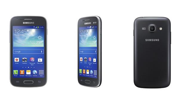 Galaxy Ace 3 con un aspecto visual similar al S4 y versión dual sim