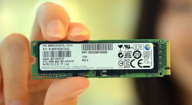 Samsung desarrolla su primer SSD basado en PCIe para ultrabooks