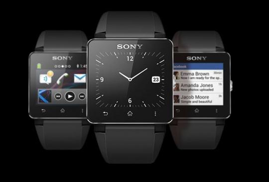 SmartWatch 2, el reloj inteligente a prueba de agua de Sony