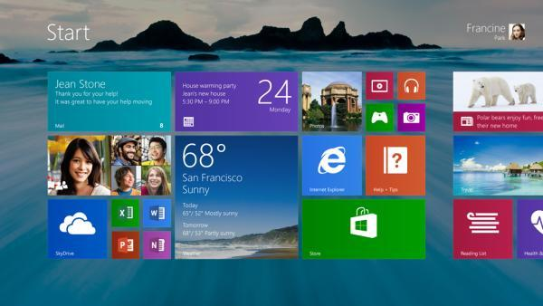 Windows 8.1 podrá compartir la conexión de Internet de forma nativa
