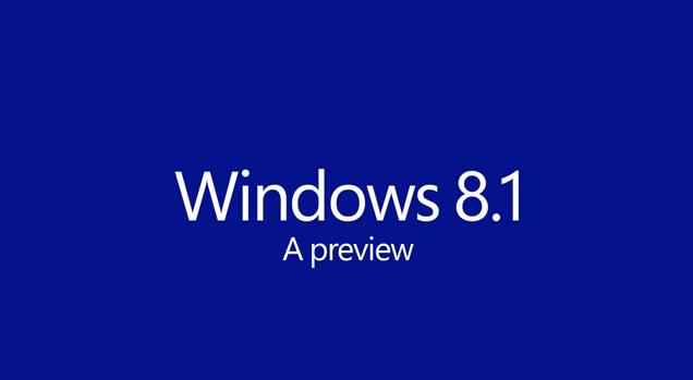 Video muestra los primeros cambios en Windows 8.1