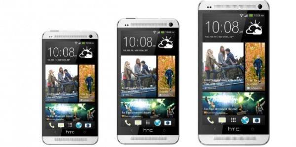 HTC puede lanzar el HTC One Mini y el HTC One Max con pantalla de 6 pulgadas
