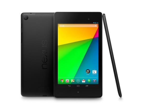 Nueva Tablet Nexus 7 características y precio