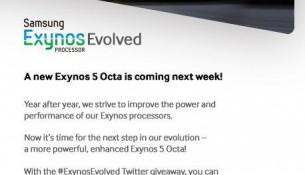 Samsung Exynos 5 octa core 2da generación