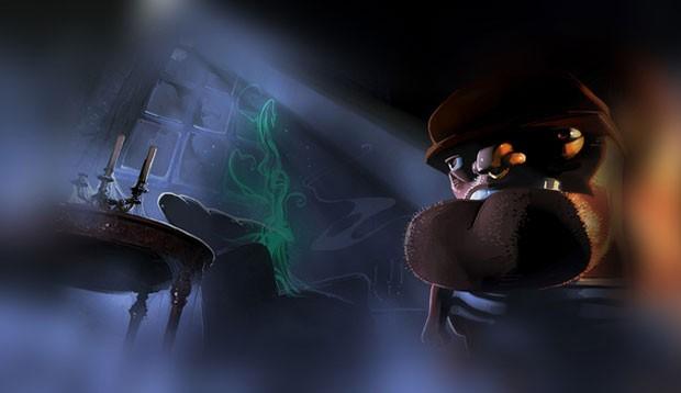 Ilustración del juego Wayward Manor