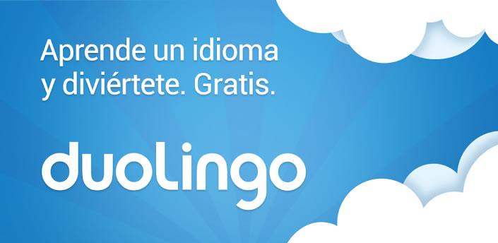 Aprender idiomas con la aplicación Duolingo para Android