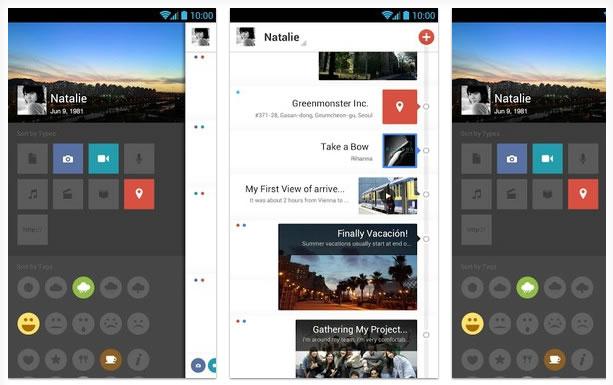 Flava, crear anotaciones en tu Android y compartirlas en las redes sociales