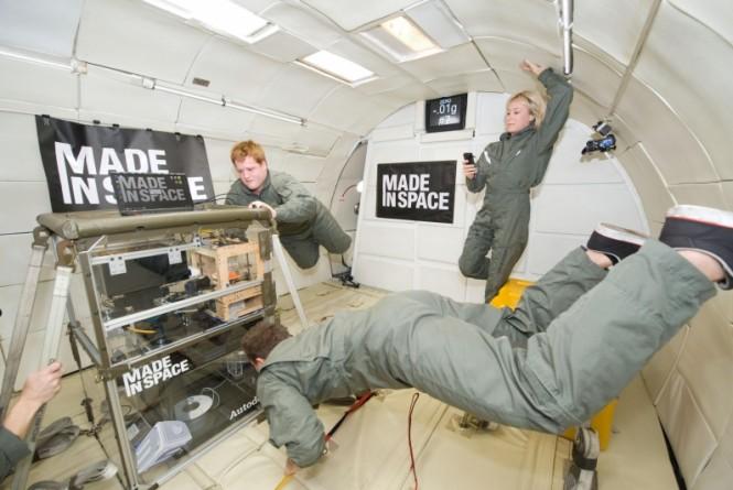 La NASA enviará una impresora 3D al espacio para pruebas