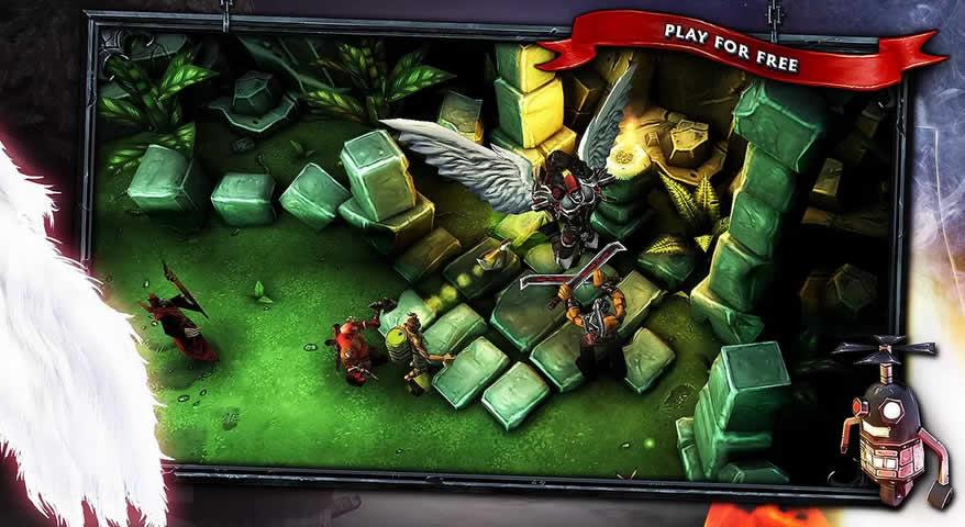 SoulCraft es el mejor juego de acción de rol gratuito para Android