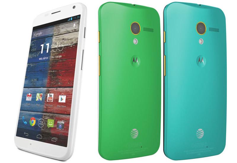 Moto X, todo sobre el nuevo smartphone de Motorola