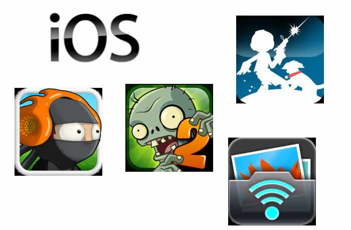 Aplicaciones para iOS de la semana: Plants vs Zombies 2, Audio Ninja entre otros