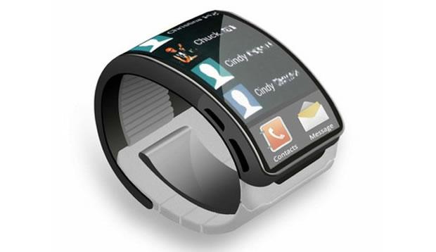 Galaxy Gear, el smartwatch de samsung a punto de ser presentado