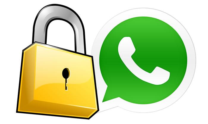 Como ponerle una contraseña a WhatsApp