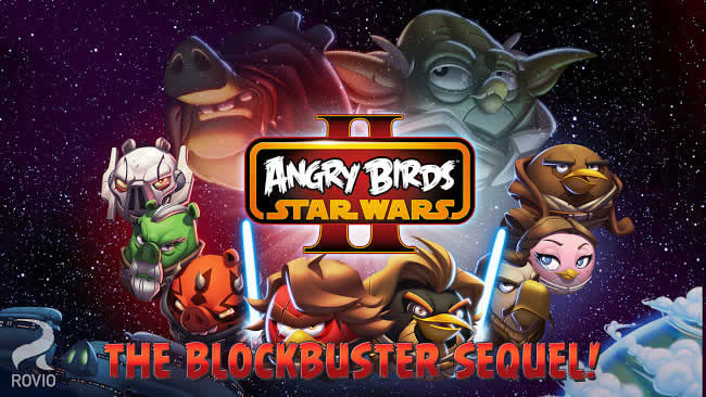 Angry Birds Star Wars II para iOS, Android y Windows Phone