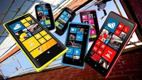 Nokia llego a probar un Lumia con el sistema Android antes de la venta de la compañía