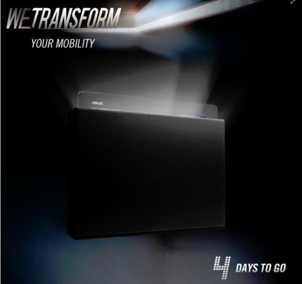 Un nuevo ASUS Transfomer Pad será presentado en la IFA 2013