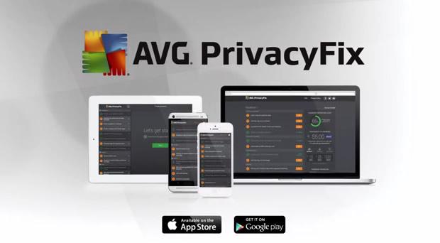 AVG PrivacyFix: mantener tu privacidad en las redes sociales