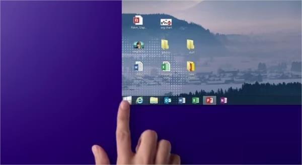 Microsoft muestra en un video el regreso del botón inicio de Windows 8