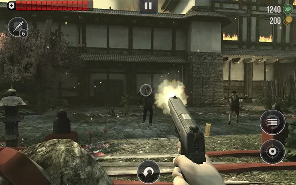 Juego de disparos, diviertete matando zombies en World War Z