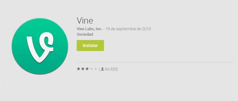 Vine, una aplicación para compartir vídeos en Twitter
